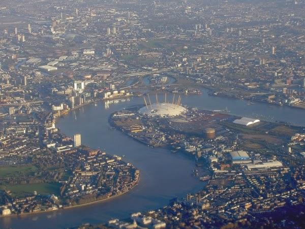 Londyn O2