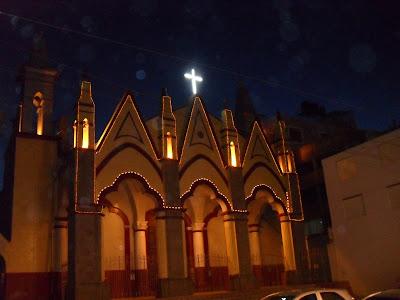 Santuario de Mamita Candelaria, Puno