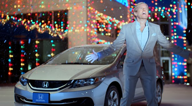 we all saw the michael bolton honda ads around thanksgiving and christmas which makes sense as most of hondas age demographic falls into the 40s and - Michael Bolton Christmas