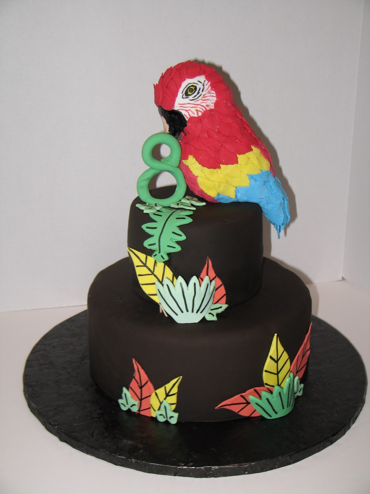 Sandys Sweets Bird cake