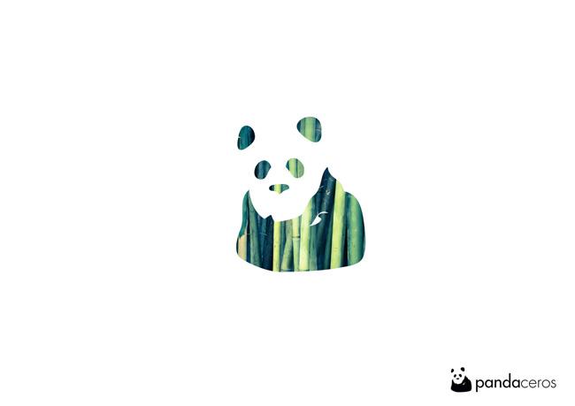 logo double concept di Michele Meggiolan