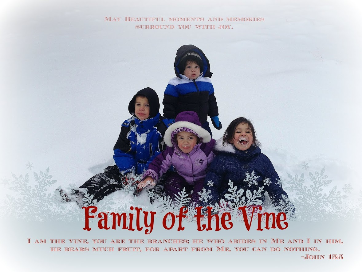 Family of the Vine