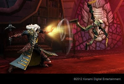 Castlevania: Mirror of Fate - Alucard