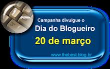 Dia do Blogueiro...