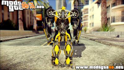 SA - Skin Bumblebee