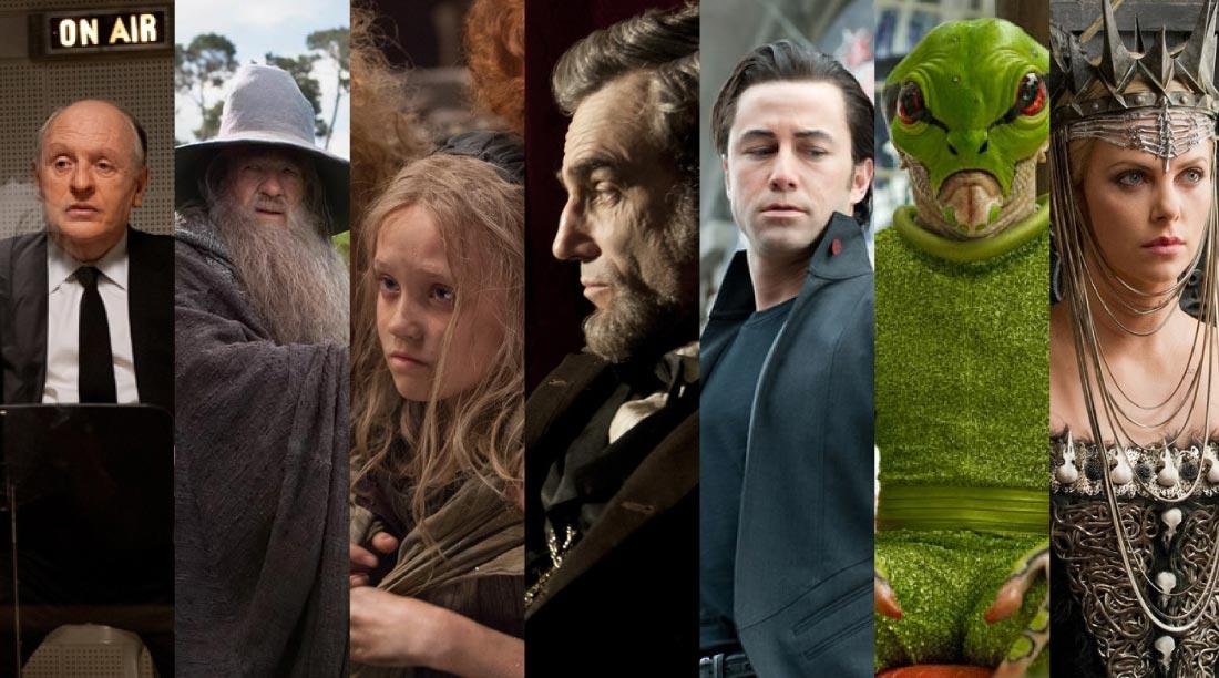 Oscars 2013 Shortlist of 7