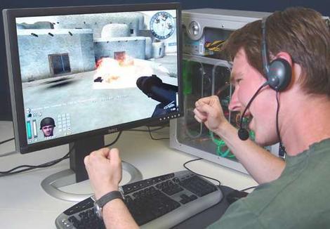 Как сделать компьютерные игры в домашних условиях видео