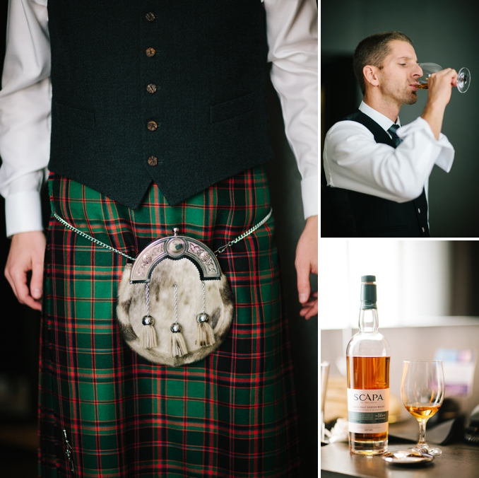 Tamsin and Grant's Scottish wedding by STUDIO 1208