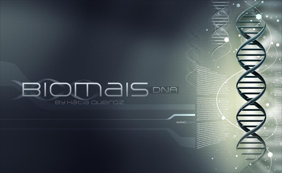 Biomais DNA | Prof. Kátia Queiroz