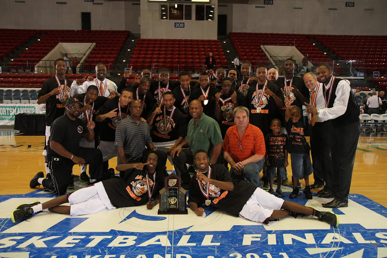 2011 FHSAA CLASS 4A BOYS BASKETBALL STATE CHAMPIONS
