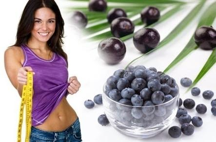 Losing Weight with Acai Berry and Its Health advantages