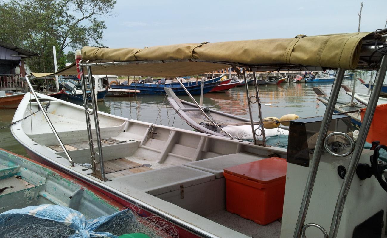 Jom Mancing Bersama Di Port Klang Bot Dan Enjin Untuk Di Jual Telah Di Jual
