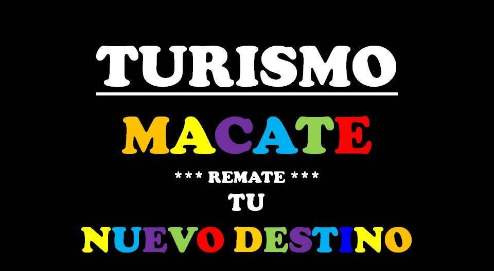 MACATE TU NUEVO DESTINO TURISTICO