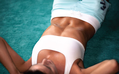 How to Lose Upper Abdominal Weight