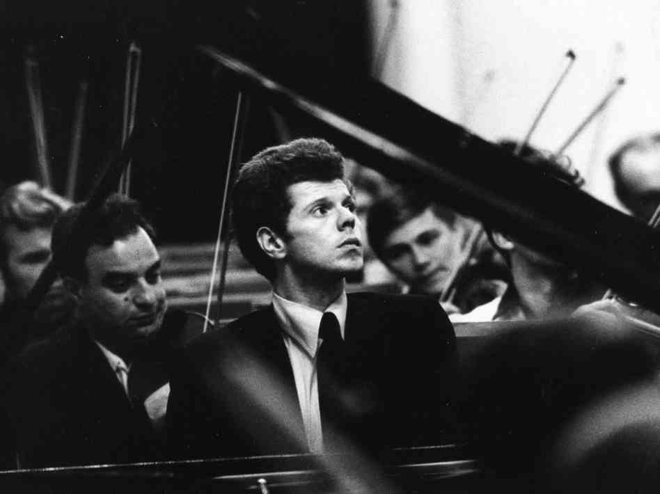 Van Cliburn Tchaikovsky Piano Concerto 1
