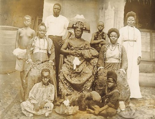 Image result for first oba of benin kingdom