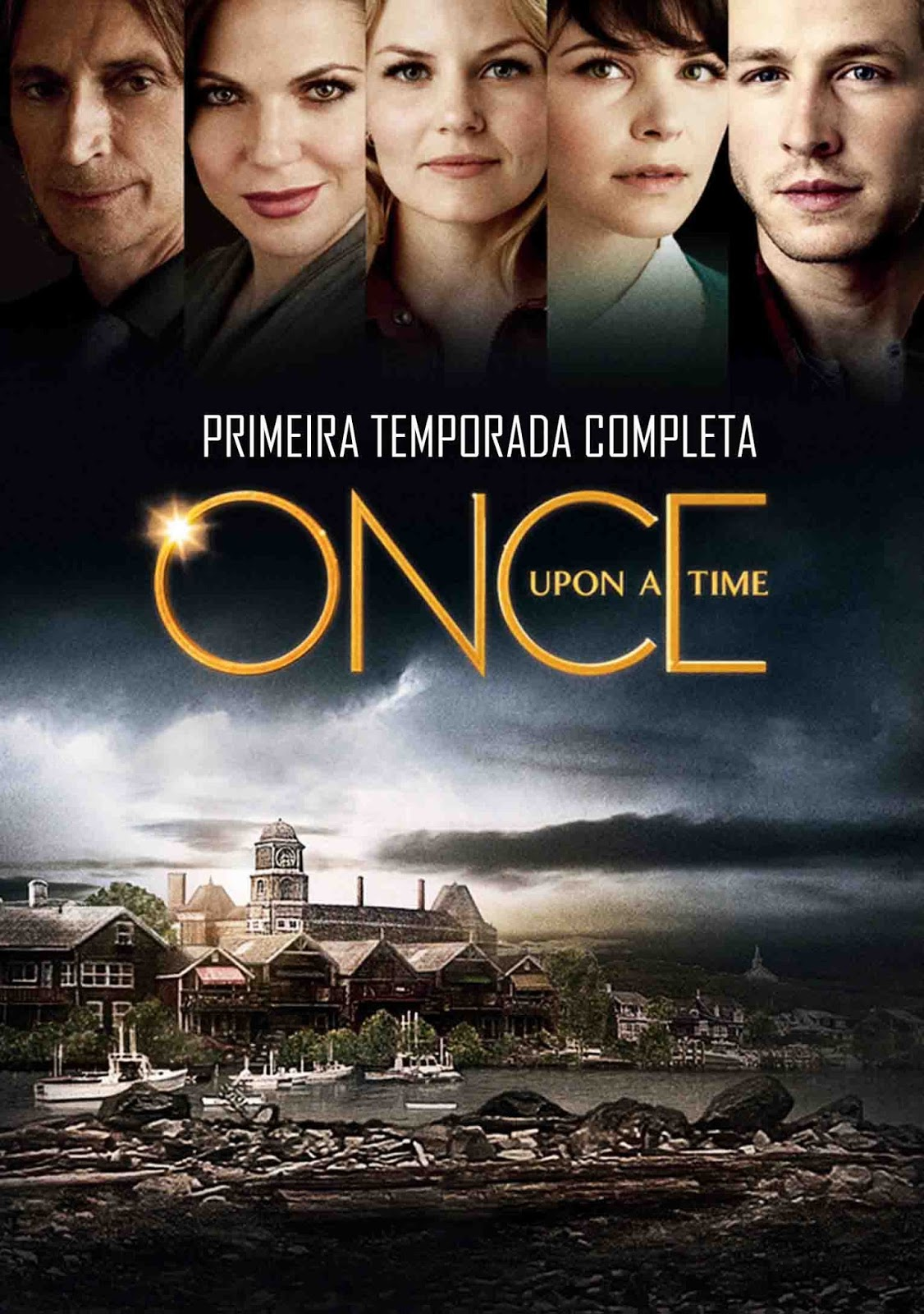 Once Upon a Time 1ª Temporada Torrent - Blu-ray Rip 720p Dual Áudio (2011)