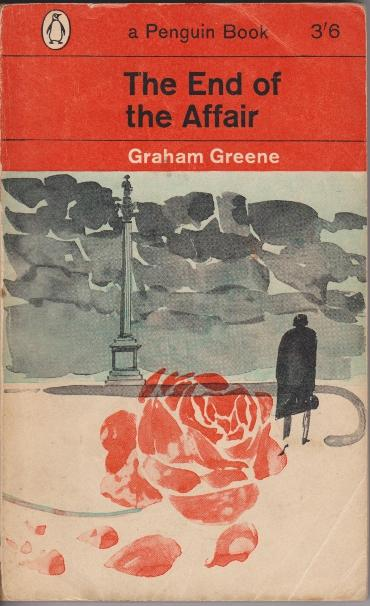 analyzing graham greene's the end of My local book club met tuesday night to discuss graham greene's the end of the affair  when i tried to analyze his success, i felt like a colourblind man trying .