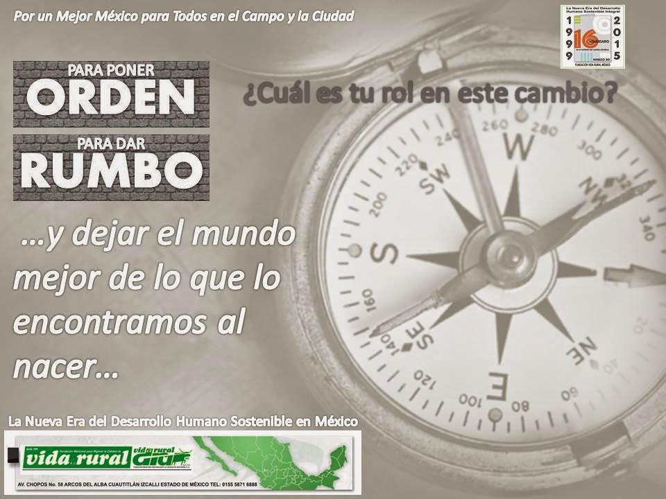 Fundación Mexicana para Mejorar la Calidad de Vida Rural A. C. (FUNDACION VIDA RURAL MEXICO)