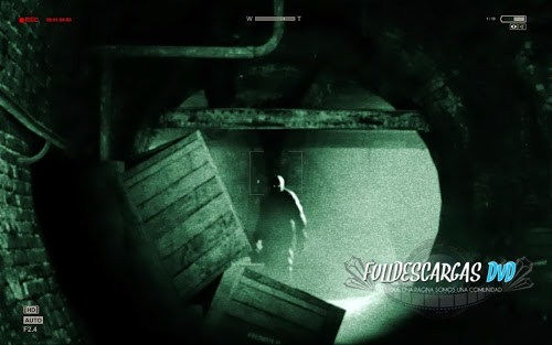 Outlast PC Game Español