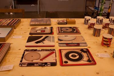 Ella Doran PorTable placemats at Home London 2012
