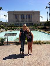Mesa Temple 2012