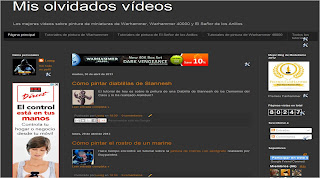 Mis Olvidados Video Tutoriales