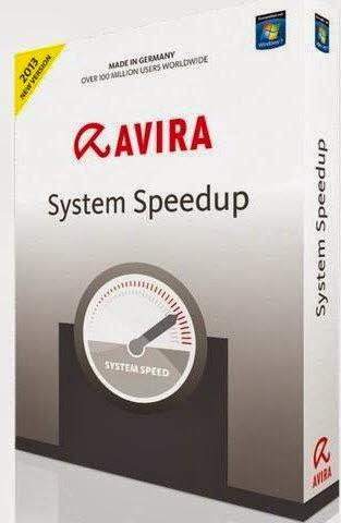 Avira System Speedup 1.2.1.9900