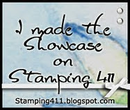 Stamping 411 Saturday Sketch Challenge 235