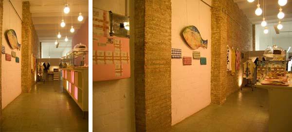 3 de veinte proyecto final Amelia Bakery Ártidi escaparatismo visual merchandising