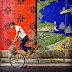 Fotógrafo Japonês explora as paisagens urbanas de Tokyo com sua bicicleta