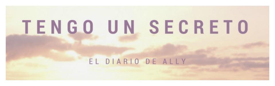 Tengo un secreto: El diario de Ally