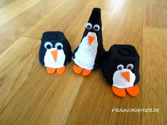 Pitsch Patsch Pinguin Platzkarten für Festlichkeiten 2