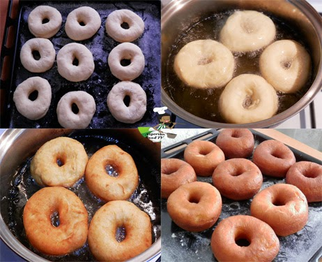 Nigerian Donuts, Nigerian Doughnuts, How to make nigerian donuts, nigerian food tv