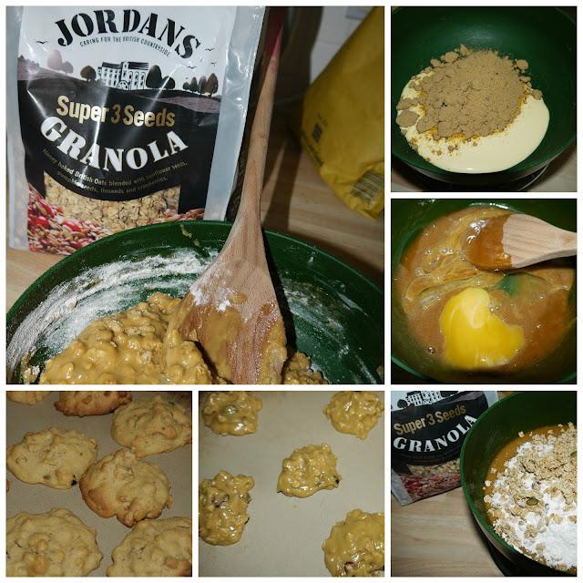 recipe, Jordans