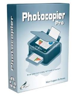 professional photocopy machine