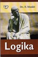 toko buku rahma: buku LOGIKA, pengarang mundiri, penerbit rajawali press