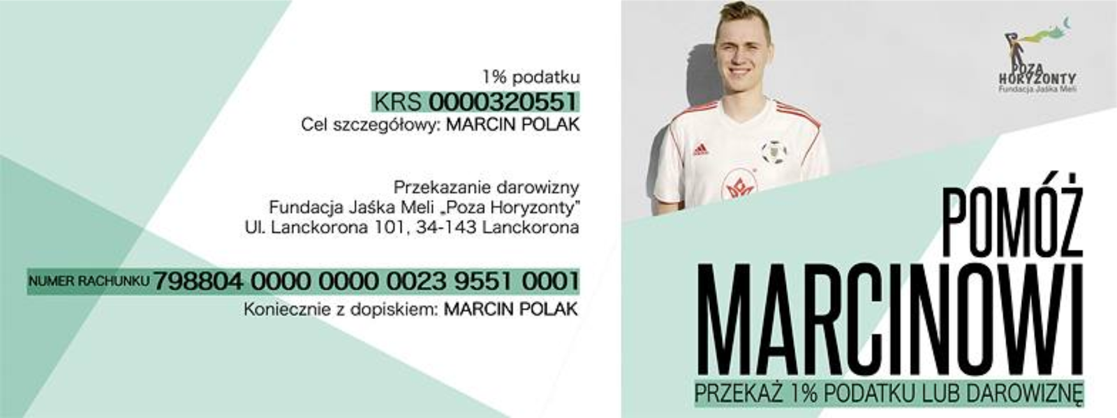 Pomoc dla Marcina