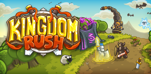 Kingdom Rush v1.9.3 Mod (Unlimited Coins & Gems) Android