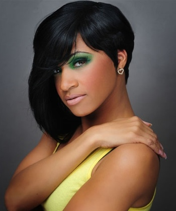 Short Weave Hairstyles Black Women