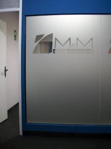 mm - VINIL EMPAVONADO CON CORTE