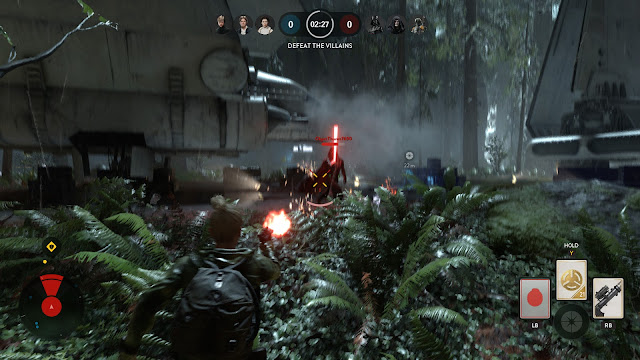Star Wars: Battlefront Endor Darth Vader