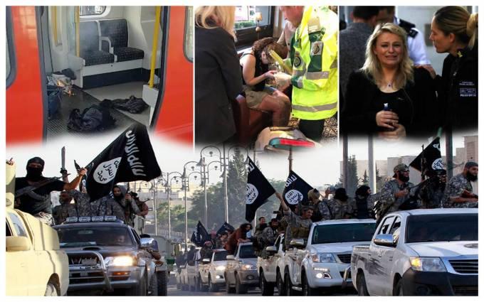 Οι τζιχαντιστές πανηγυρίζουν για την βόμβα με τα καρφιά που τραυμάτισε 30 άτομα