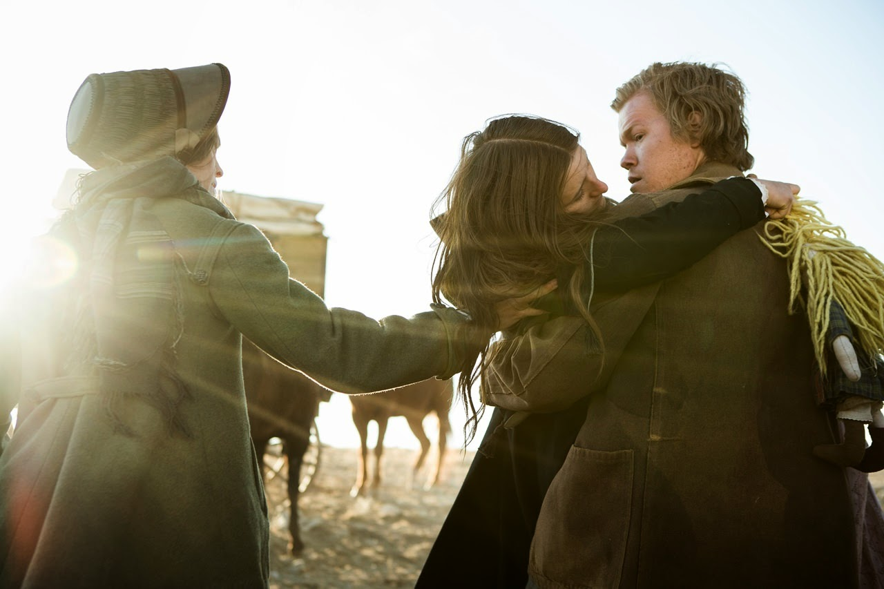 the homesman-hilary swank-grace gummer-jesse plemons