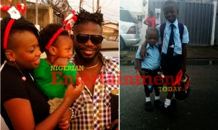 The Life Of OJB Jezreel, His 3 Wives And 8 Children