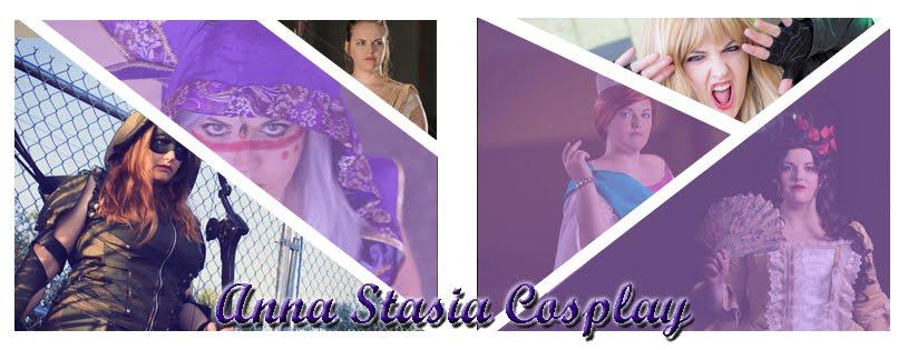 Anna Stasia Cosplay