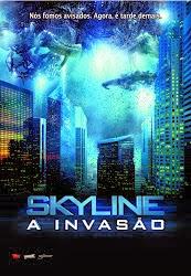 Filme Skyline A Invasão Dublado AVI DVDRip