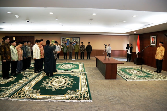Menag: Masjid Istiqlal Tidak Boleh Terpisah dari Wajah Islam Indonesia