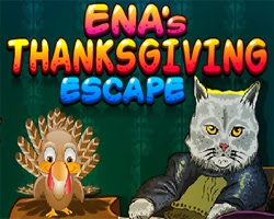 Juegos de Escape ENA's Thanksgiving Escape