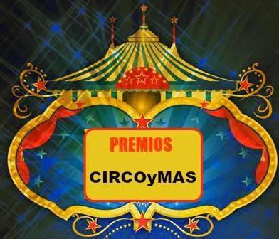 PREMIOS CIRCOyMAS 2015